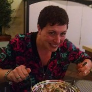 MovePT-jeni-gall-eating-at-woody's
